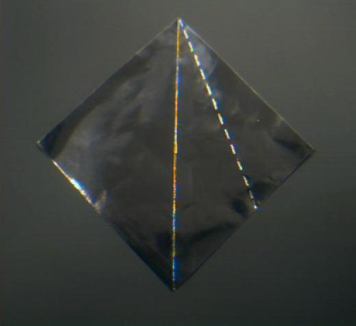 Jaspers Origami Primer The Mountain Fold
